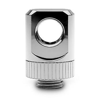 EK vannblokker EK-dreiemoment vinklet T-adaptermontering - nikkel