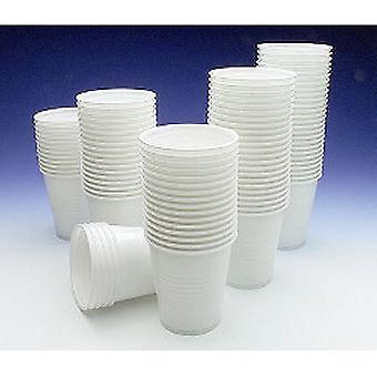 Caroline Plastic Cups - 7oz (200ml) 100