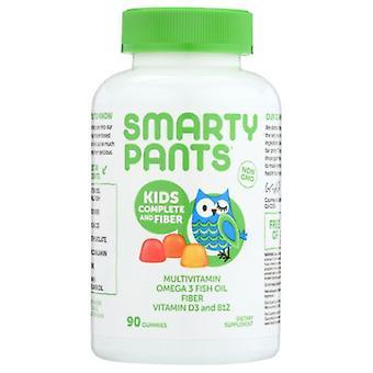 SmartyPants Kids Complete & Fiber, 90 Count