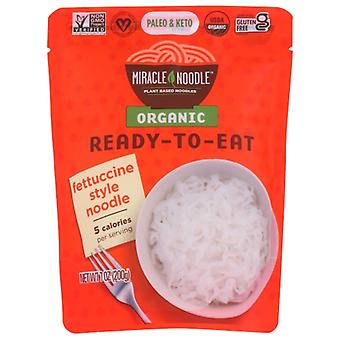 Miracle Noodle Fettucchine Rte Noodle, Case of 6 X 7 Oz