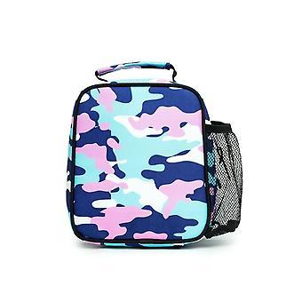 Hype Evie Camo Lunch Bag