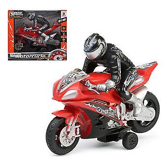 Vitesse de la moto 111629 Rouge