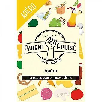 Suspensión para padres: Kit de supervivencia de aperitivo