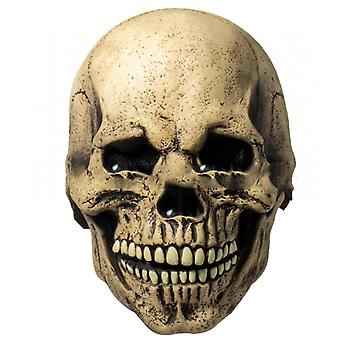 Skull Mask, Full Head With Movable Mouth, Halloween Costume Party