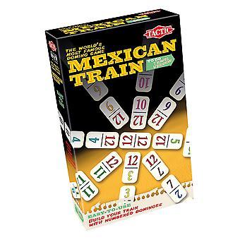Tactiek Mexicaanse trein reizen reisspel