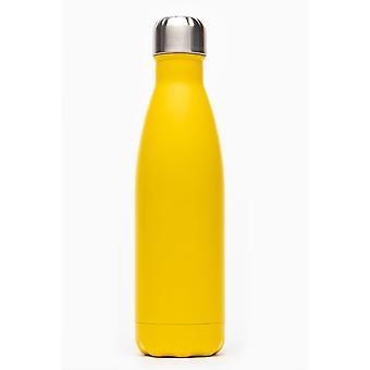 Hype Plain Metal Water Bottle