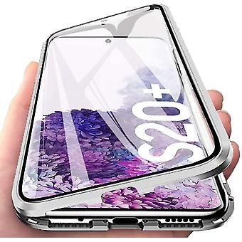 Samsung S20 Plus Shell Doppelseitig Silber