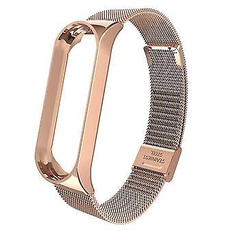 Metal Bracelet Screwless Strap