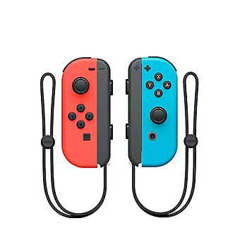 Wireless Bluetooth Joy-con L/r Controller Compatible With Nintendo Switch-red Blue