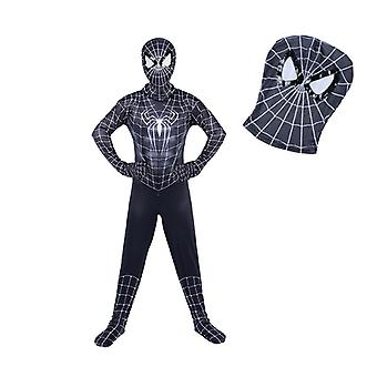 Halloween Villain Spiderman One Piece Tight Costume For Kids  Cosplay Costumes