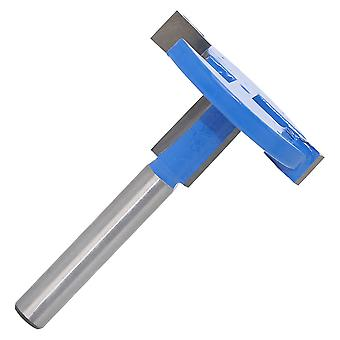 """1/4"""" Shank T-slot & T-track Straight Edge Slotting Tongue And Groove Router Bit Woodworking Chisel Cutter"""