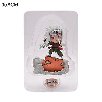 Q versie Anime Actie Doll Collection Doll Pvc Speelgoed Boy Girl Verjaardagscadeau