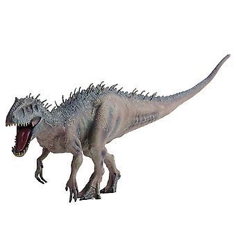 34x8x18cm Jurassic Indominus Rex Action Figures Open Mouth Tyrannosaurus  Figures