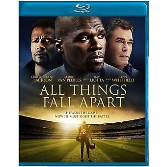 All Things Fall Apart [BLU-RAY] USA import
