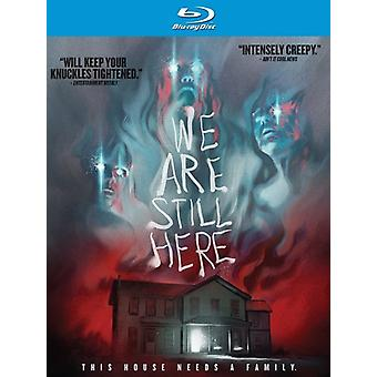 We Are Still Here [Blu-ray] USA import