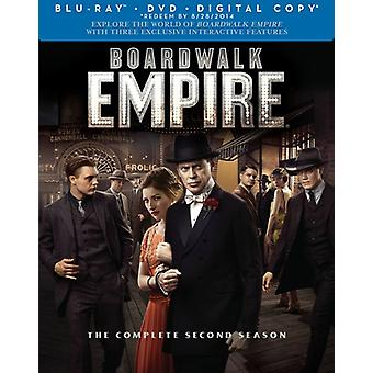 Boardwalk Empire - Boardwalk Empire: Season 2 [Blu-ray] USA import