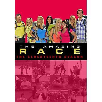 Amazing Race - S17 [DVD] USA import