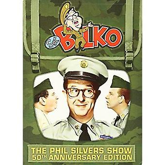 O Sargento Bilko 50th Anniv Ed [DVD] EUA importar