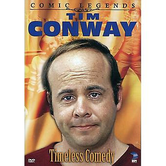 Comic Legends: Tim Conway-Timeless Comedy [DVD] USA import