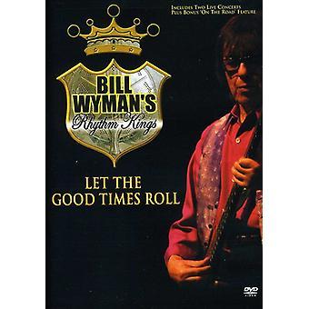 Bill Wyman - Let the Good Times Roll [DVD] USA import