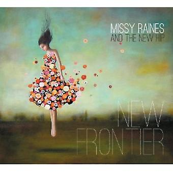 Missy Raines & the New Hip - New Frontier [CD] USA import