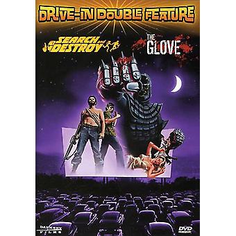 Search & Destroy/the Glove [DVD] USA import