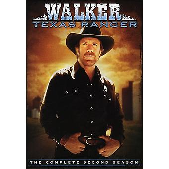 Walker Texas Ranger: Season 2 [DVD] Yhdysvallat import