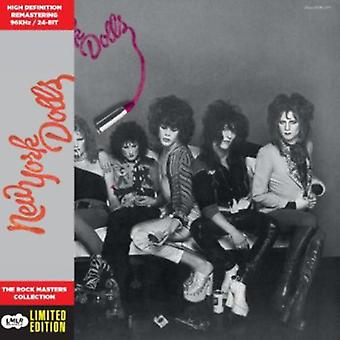 New York Dolls - New York Dolls [CD] USA import