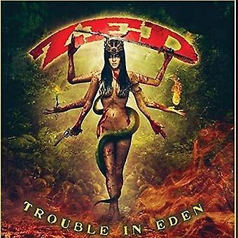 Zed - Trouble in Eden [CD] USA import