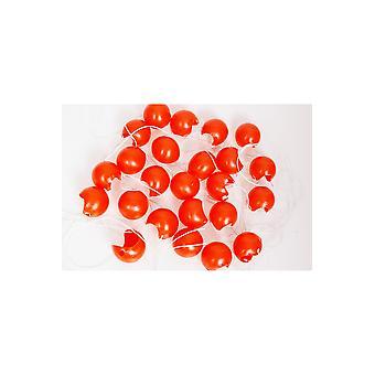 Accessoires Clown neus plastic aantal 24 stuks