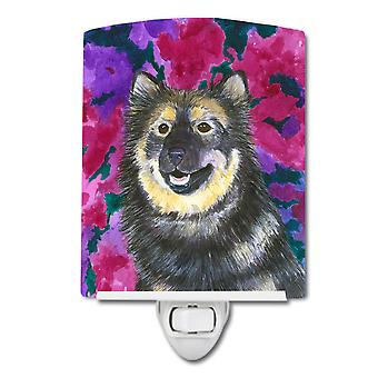 Carolines Treasures  SS1063CNL Finnish Lapphund Ceramic Night Light