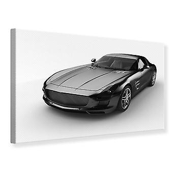 Lona impresión 007 coche