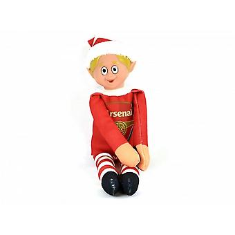 Arsenal FC Official Football Christmas Team Elf