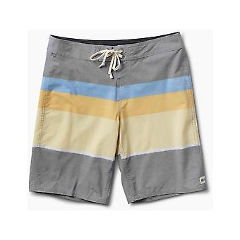 Reef Simple 2 Mid Length Boardshorts in Blue