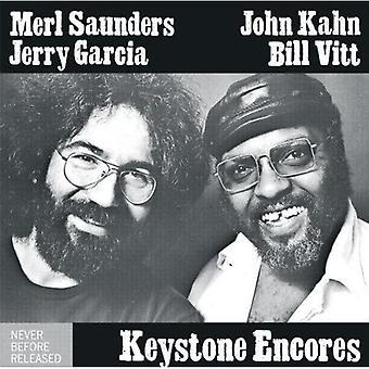 Saunders/Garcia/Khan/Vitt - Keystone Encores [CD] USA import