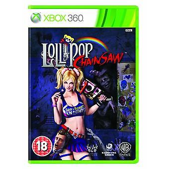 Lollipop motorsav (Xbox 360)-ny