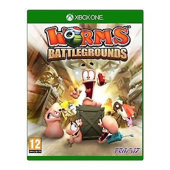 Worms Battlegrounds (Xbox One) - New