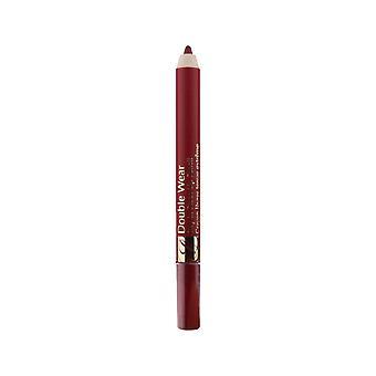 Estee Lauder Double Wear verblijf-in-Place Lip potlood '07 Red' 0,04 Oz reizen grootte