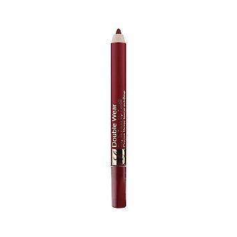 Estee Lauder Double Wear Stay-in-Place Lip crayon '07 rouge» 0,04 Oz format de voyage