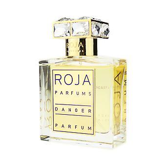 Roja Dove 'Danger' Parfum 1.7oz/50ml New InBox ''Metallic label,No Cellophane''