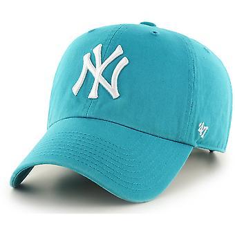 47 Brand Relaxed Fit Cap-MLB New York Yankees neptune