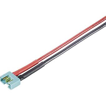 Modelcraft Battery Lead [plug 1x MPX - 1x Extremidades do cabo aberto] 30,00 cm 2,50 mm²
