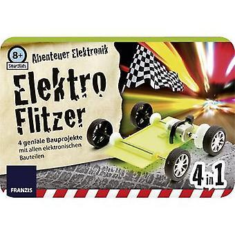 Franzis Verlag SmartKids Abenteuer Elektronik Elektro Flitzer 65216 Assembly kit 8 years and over