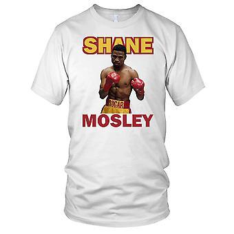 Shane Mosley boksing legende damer T skjorte