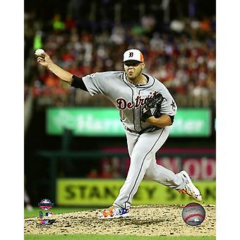 Joe Jimenez 2018 MLB All-Star Game Photo Print