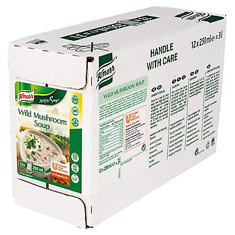 Knorr Professional 100% Wild Mushroom Soup Pouches