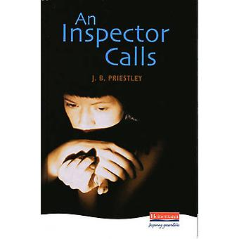 An Inspector Calls J. B. Priestley - 9780435232825 kirja
