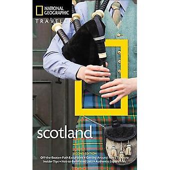 Nat Geo Traveler Scotland par Robin McKelvie - livre 9781426218408
