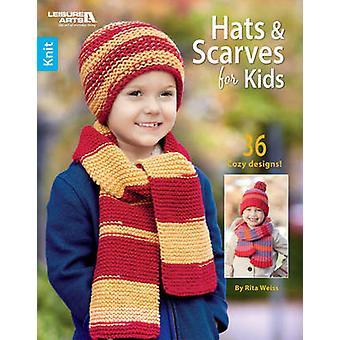 Sticka mössor & halsdukar för barn av Rita Weiss - 9781464752308 bok
