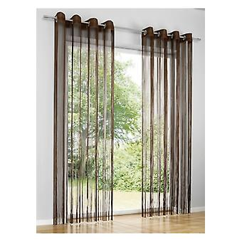 Heine home Fadenstore curtain room divider insect protection eyelets HxB 245/150 cm